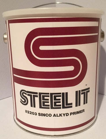1 Gallon STEEL IT Alkyd Primer