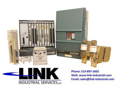 14C22, Reliance, MinPak Plus DC Drive, 3hp Chassis Only