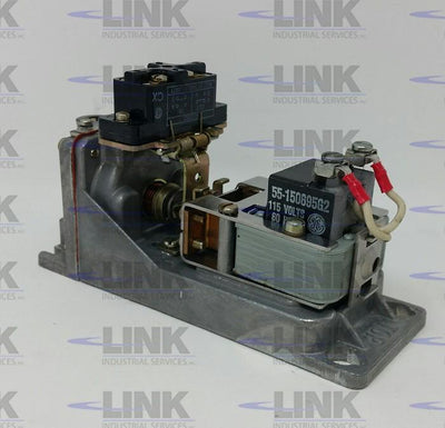 CR2820B110AA2K, General Electric, Pneumatic Time Delay Relay