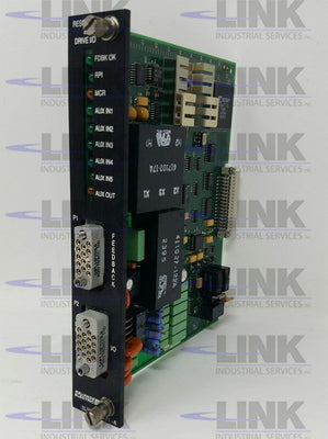 0-60031-4, Reliance, Resolver and Drive I/O PMI