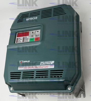 1SU41010, Reliance, SP500 AC Drive, 10hp, 380-460vac In, 380-460vac Out