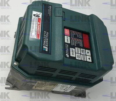 1V4140, Reliance, GV3000/SE Drive, 1hp, 380-460vac 2.5a In, 380-460vac 2.1a Out