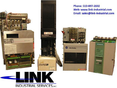 1336S-B040-AA-EN4-GM1-HA1-L6, Allen Bradley, 1336 Plus AC Drive, 40hp, 380-480vac 58a In, 0-460vac 60a 48kva Out