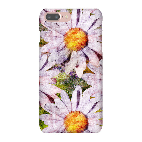 Birthday Blossoms April Daisy Phone Case iPhone 7 Plus