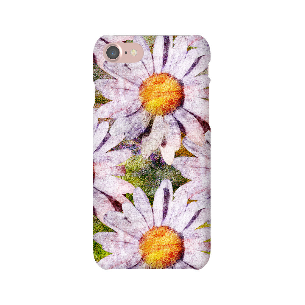 Birthday Blossoms April Daisy Phone Case iPhone 7