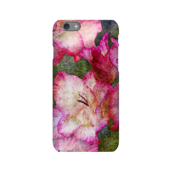 Birthday Blossoms August Gladiolus Phone Case iPhone 6S