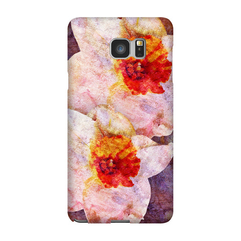Birthday Blossoms December Narcissus Phone Case Galaxy 5