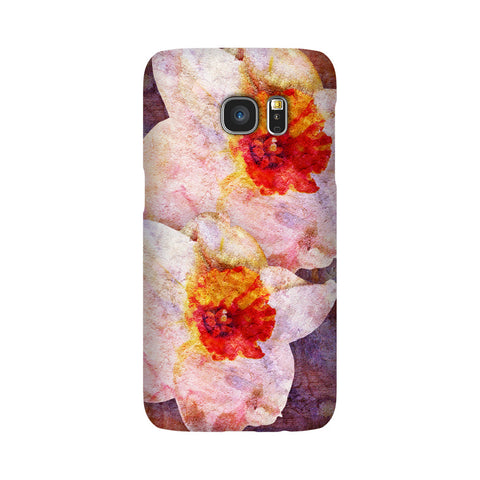 Birthday Blossoms December Narcissus Phone Case Galaxy S7
