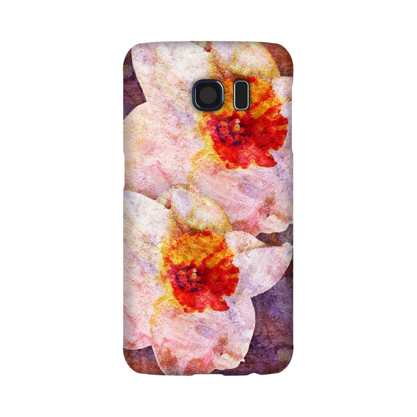 Birthday Blossoms December Narcissus Phone Case Galaxy S6
