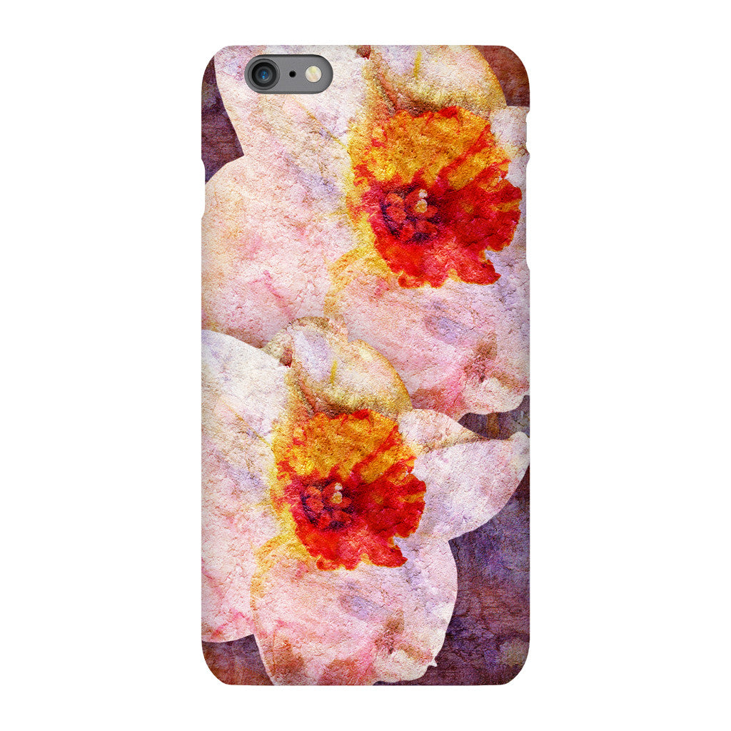 Birthday Blossoms December Narcissus Phone Case iPhone 6S Plus