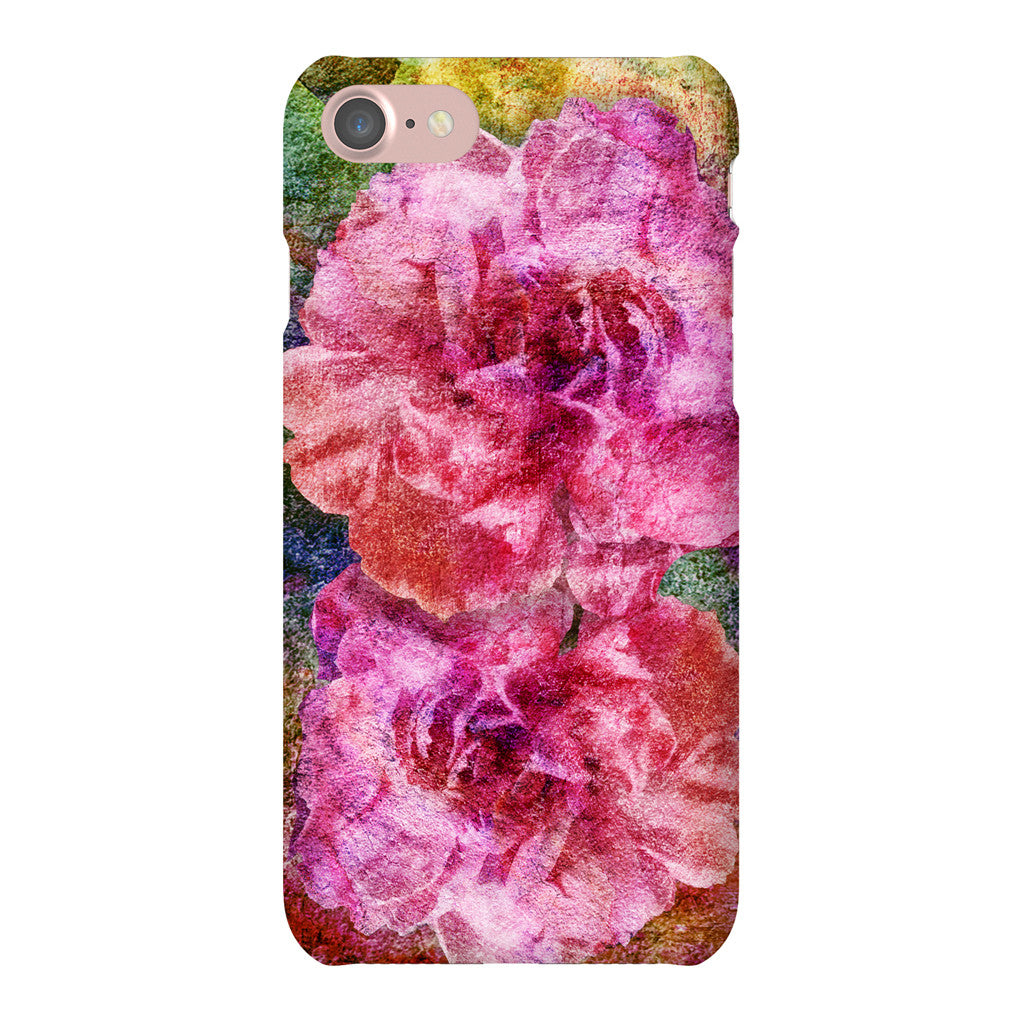 Birthday Blossoms January Carnation Phone Case Galaxy 5