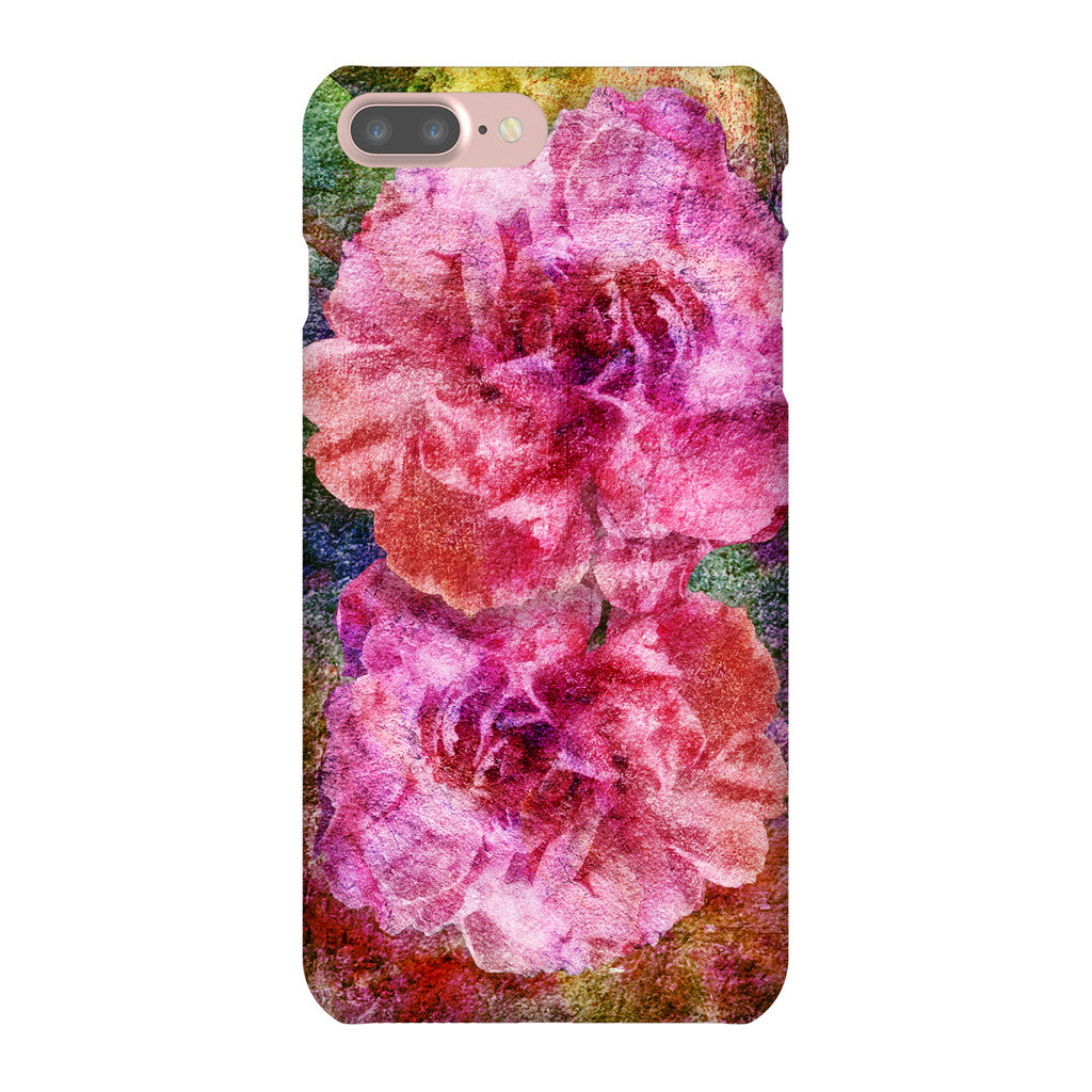 Birthday Blossoms January Carnation Phone Case iPhone 7 Plus