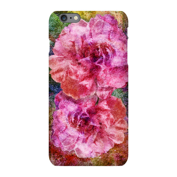 Birthday Blossoms January Carnation Phone Case iPhone 6S Plus