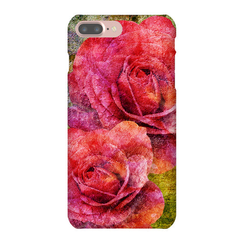 Birthday Blossoms June Rose Phone Case iPhone 7 Plus
