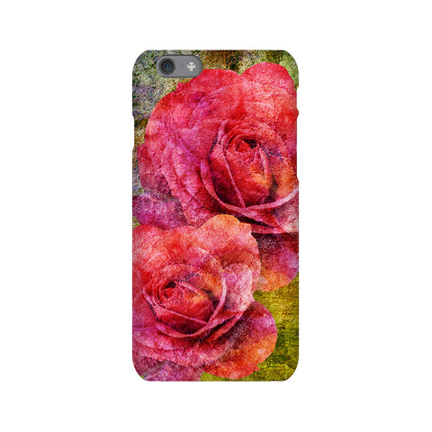 Birthday Blossoms June Rose Phone Case iPhone 6S