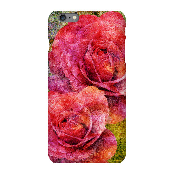 Birthday Blossoms June Rose Phone Case iPhone 6S Plus