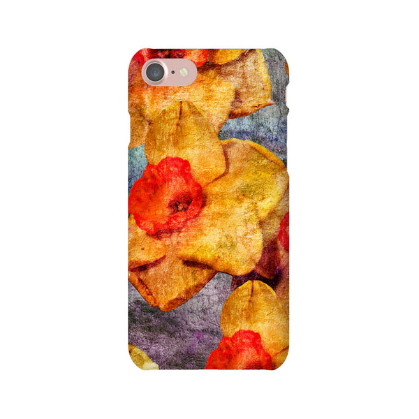 Birthday Blossoms March Daffodil Phone Case iPhone 7