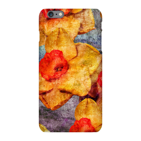 Birthday Blossoms March Daffodil Phone Case iPhone 6S Plus