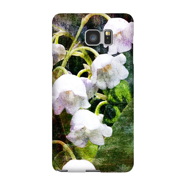 Birthday Blossoms May Lily of the Valley Phone Case Galaxy 5