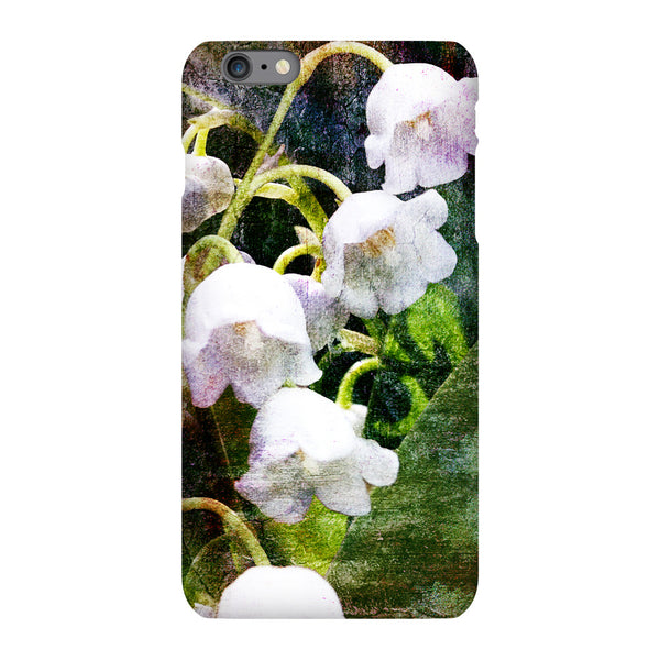 Birthday Blossoms May Lily of the Valley Phone Case iPhone 6S Plus