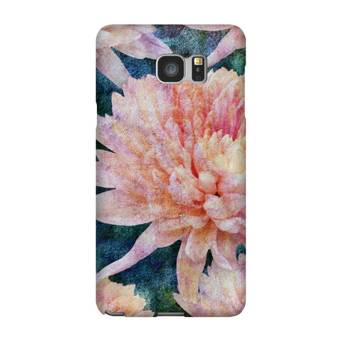 Birthday Blossoms November Chrysanthemum Phone Case Galaxy 5