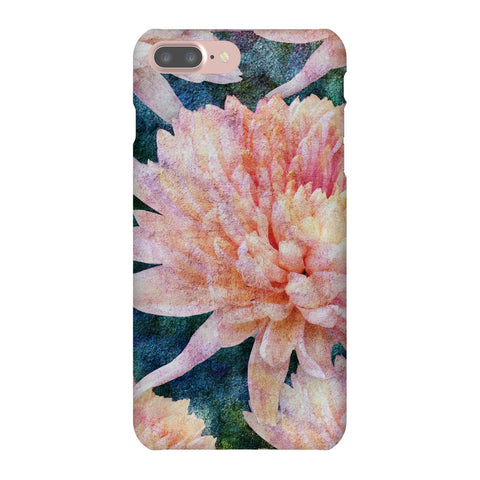 Birthday Blossoms November Chrysanthemum Phone Case iPhone 7 Plus