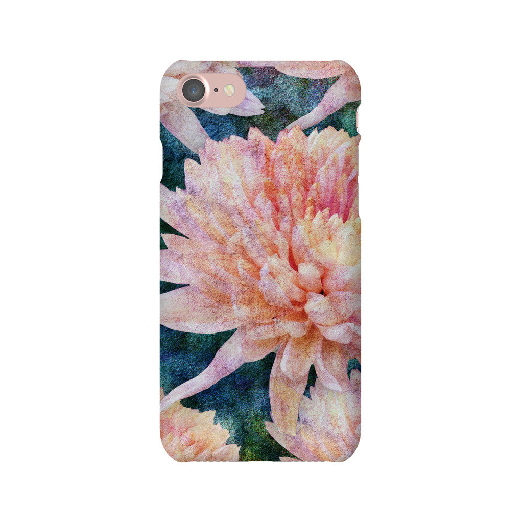 Birthday Blossoms November Chrysanthemum Phone Case iPhone 7
