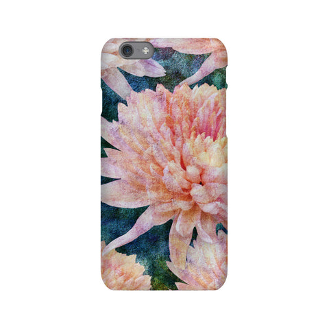 Birthday Blossoms November Chrysanthemum Phone Case iPhone 6S