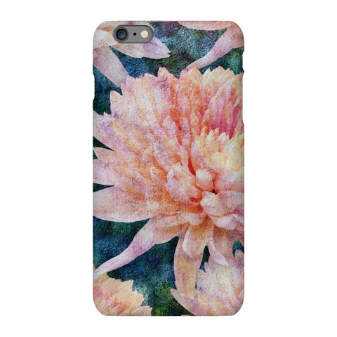 Birthday Blossoms November Chrysanthemum Phone Case iPhone 6S Plus