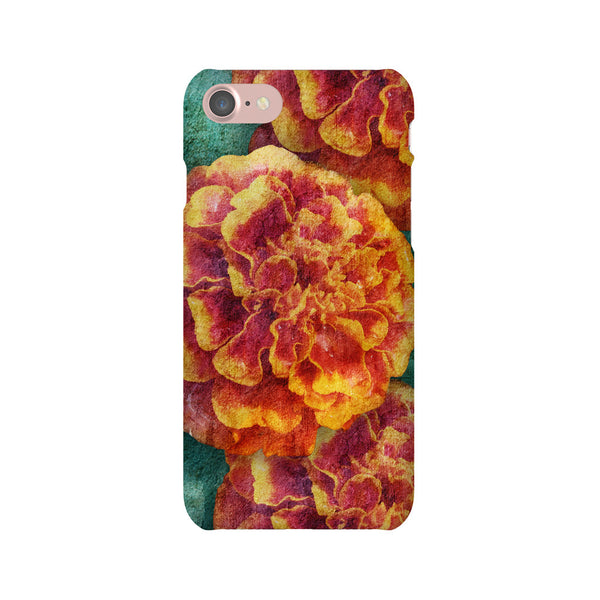 Birthday Blossoms October Marigold Phone Case iPhone 7