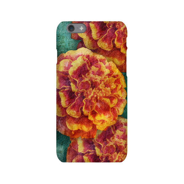 Birthday Blossoms October Marigold Phone Case iPhone 6S