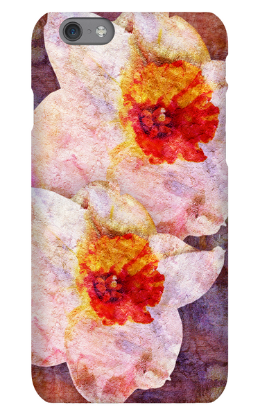 Birthday Blossoms December Narcissus Phone Case iPhone 6S