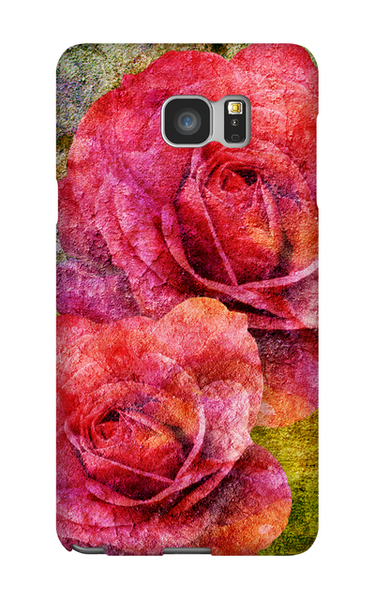 Birthday Blossoms June Rose Phone Case Galaxy 5