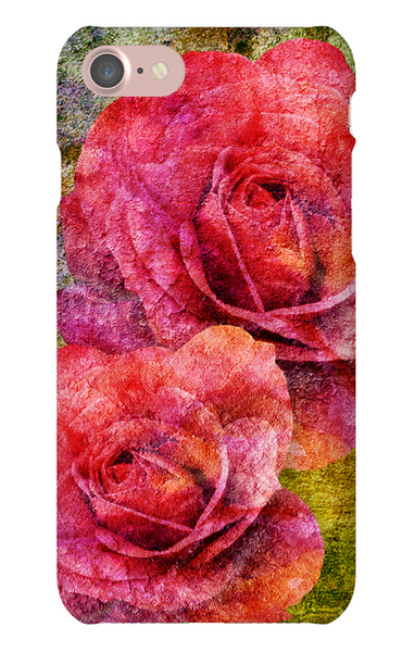 Birthday Blossoms June Rose Phone Case iPhone 7