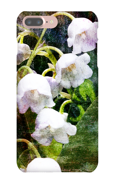 Birthday Blossoms May Lily of the Valley Phone Case iPhone 7 Plus