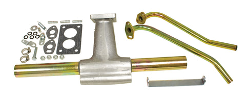 VW Progressive Carb Isolated Manifold Kit Empi 3232