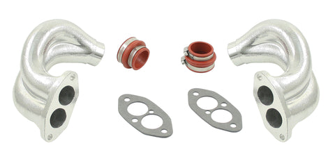 New Complete VW Dual Port Intake Kit Empi 3236
