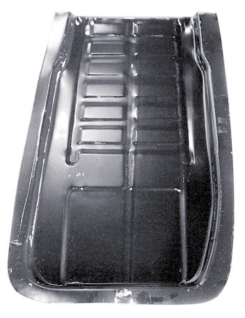Classic VW Type 1 Floor Pan Left Rear 3552 - dubparts.com