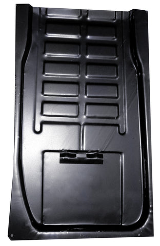 Classic VW Type 1 Floor Pan Right Rear 3553 - dubparts.com