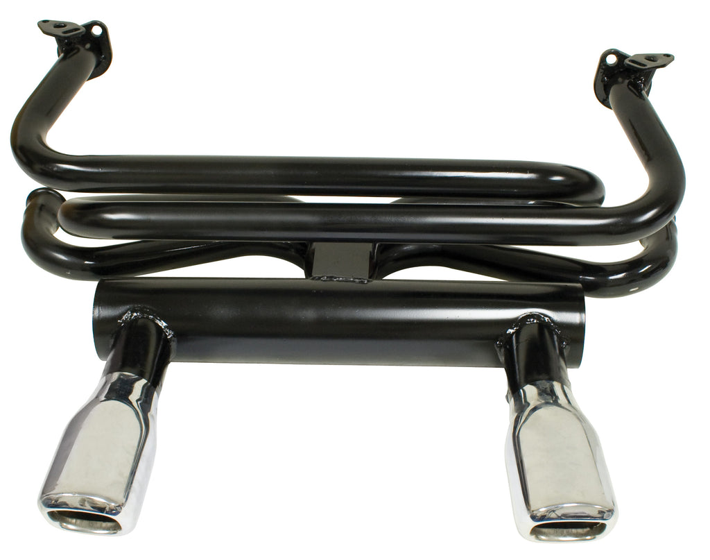 VW Twin Square Tip GT Exhaust Empi 3675