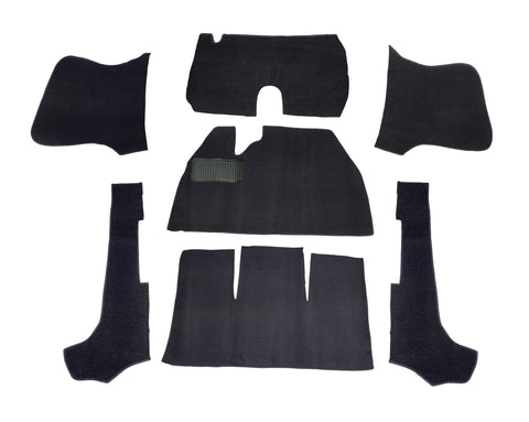 Classic VW Carpet Kit 58-70 Beetle Empi 3981 - dubparts.com