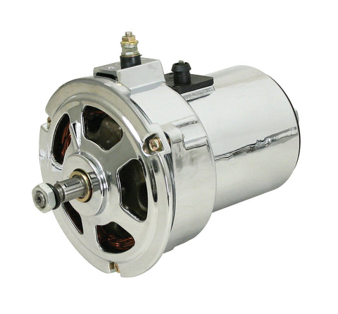 Classic VW 75 Amp Alternator Chrome Empi 9543-7 - dubparts.com