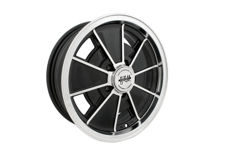 "Classic VW BRM 15"" Wheel 5 x 112 for Late Bus EMPI 9697"