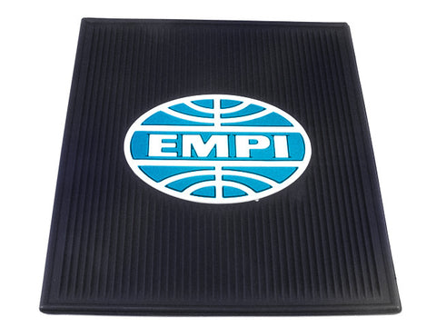 Classic VW Empi Rear Floor Mats for Beetles 54-79 Empi 15-2000 - dubparts.com