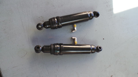 Classic VW Short Air Ride Shocks for Type 1 Link Pin, Beetle, Bug & Ghia - dubparts.com