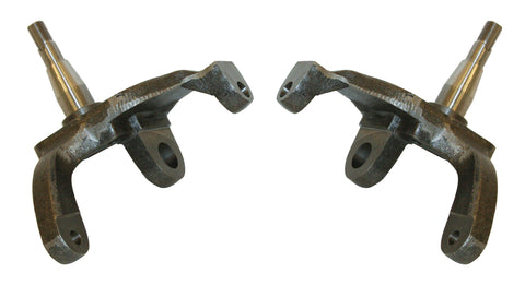 "Classic VW Ball Joint 2.5"" Drop Spindles for Drum Brake Beetle and Ghia 22-2859 - dubparts.com"