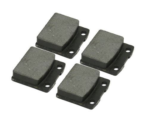 Classic VW Brake Pad Kit Set of 4 Empi 22-2980 - dubparts.com