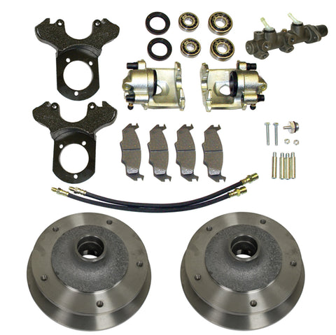 Zero Offset Ball Joint Wide 5 disc Brake Kit for 68 & Later Empi 22-2895