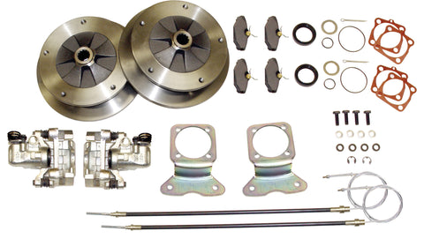 Classic VW Rear Wide 5 Disc Brake kit for IRS