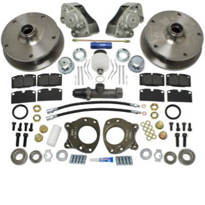 Classic VW Disc Brake Conversion Kit Type 2 Bus 55-63 Empi 22-2935 - dubparts.com